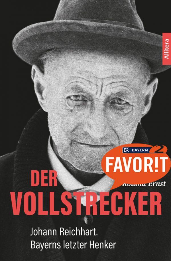 Cover der Vollstrecker Johann Reichhart