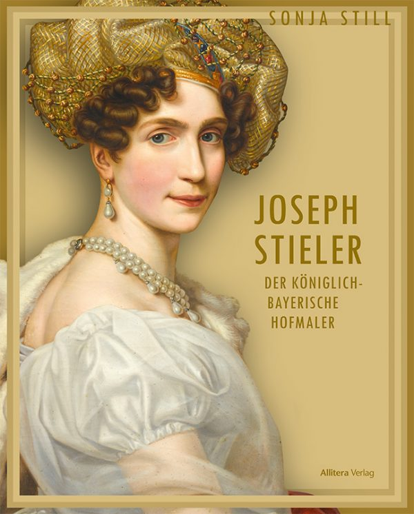 Joseph Stieler-Cover