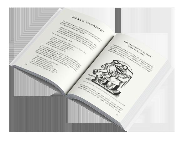 Leseprobe zum Buch »Karl Valentin. Von der Kunst, so nicht kochen zu können, dass man es nicht essen muss«