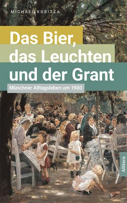 Cover Das Bier, das Leuchten und der Grant