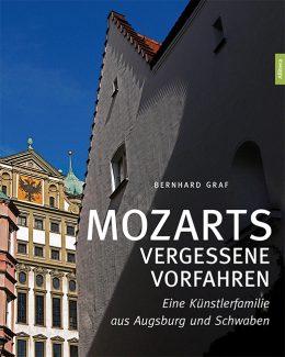 Cover Mozarts vergessene Vorfahren