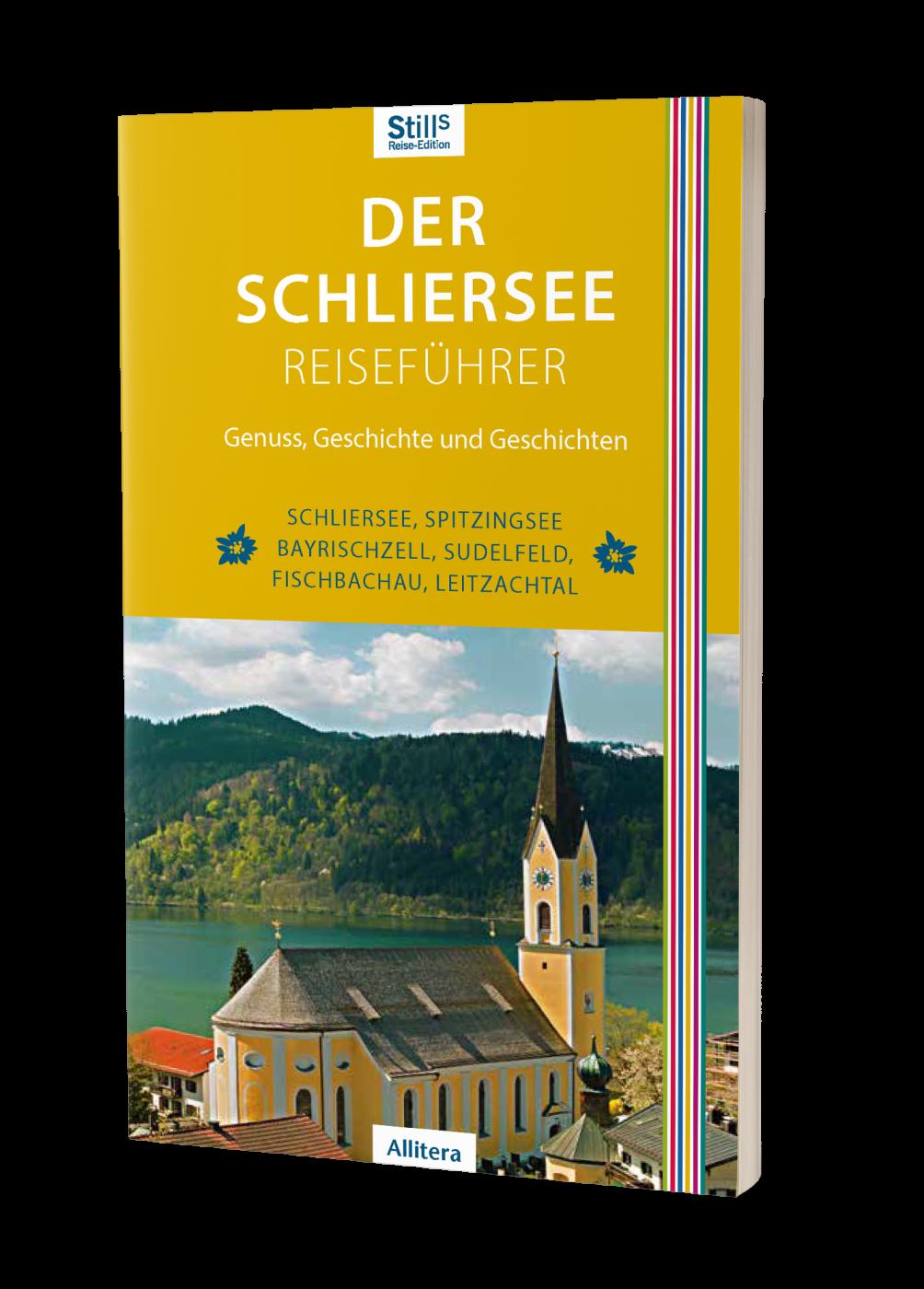 Buchcover Schliersee-Reiseführer