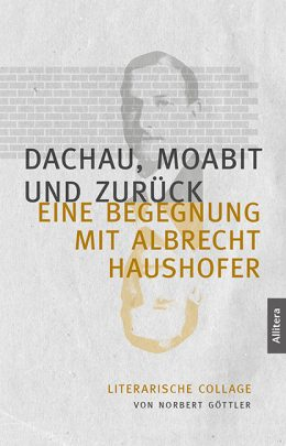 Cover Albrecht Haushofer