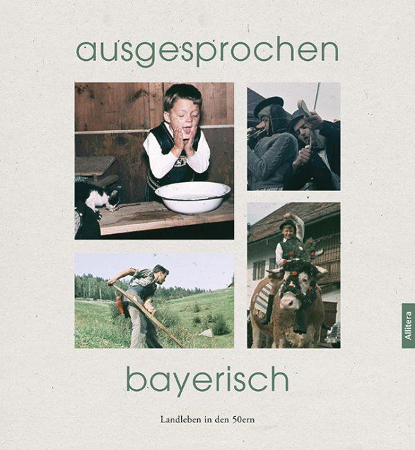 Cover ausgesprochen bayerisch