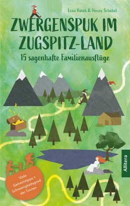 Cover Zugspitz-Land Familienausflüge