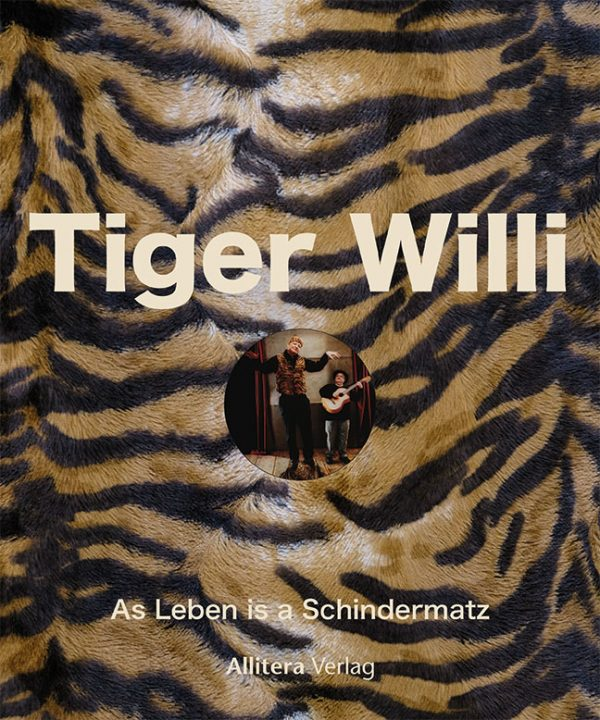 Cover Tiger Willi Biografie