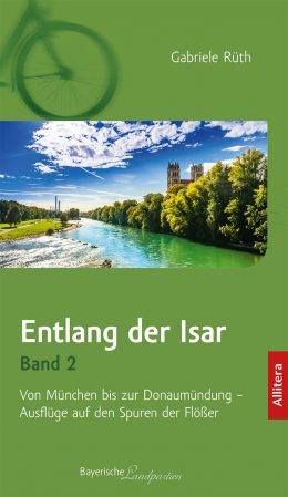 Cover Entlang der Isar Band 2 Fahrradtouren
