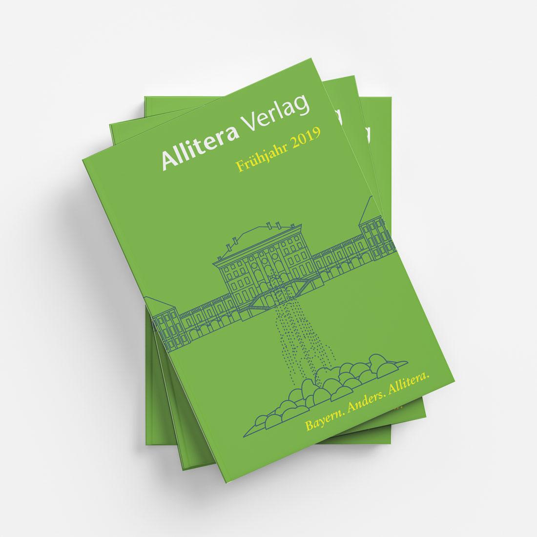 Vorschau Frühjahr 2019 Allitera Verlag