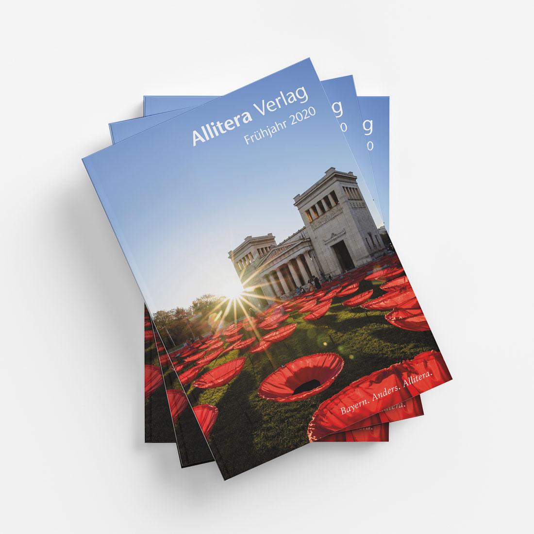 Vorschau Frühjar 2020 Allitera Verlag