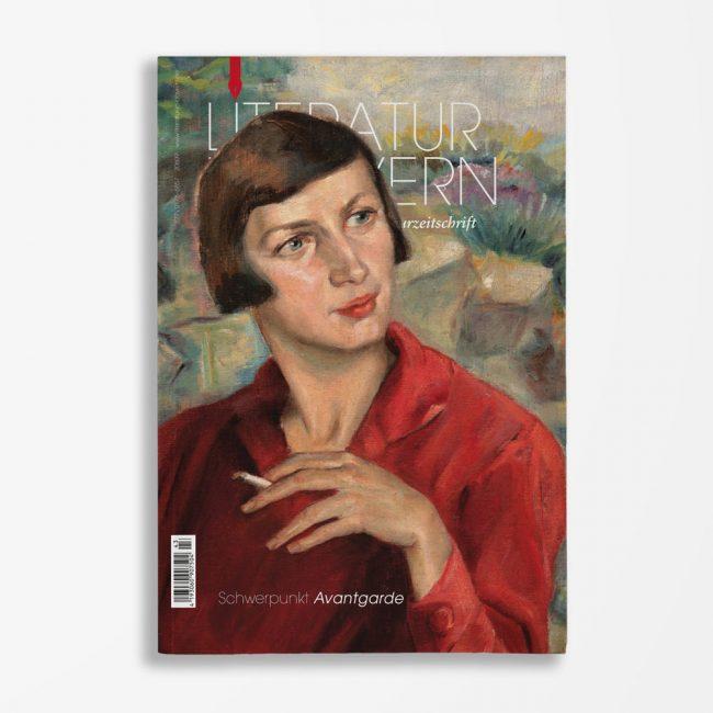Magazincover Literatur in Bayern 143