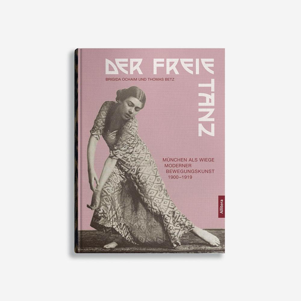 Buchcover Brigida Ochaim Thomas Betz Der freie Tanz