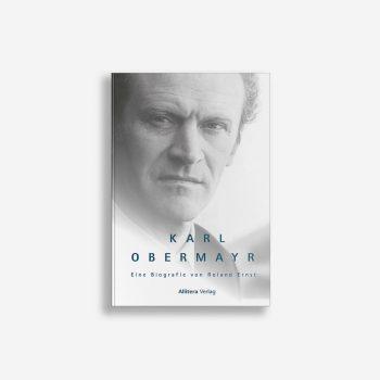 Buchcover Roland Ernst Karl Obermayr