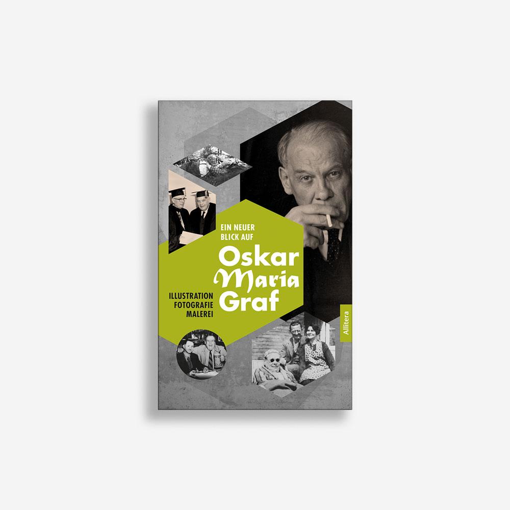 Buchcover Waldemar Fromm Ein neuer Blick auf Oskar Maria Graf