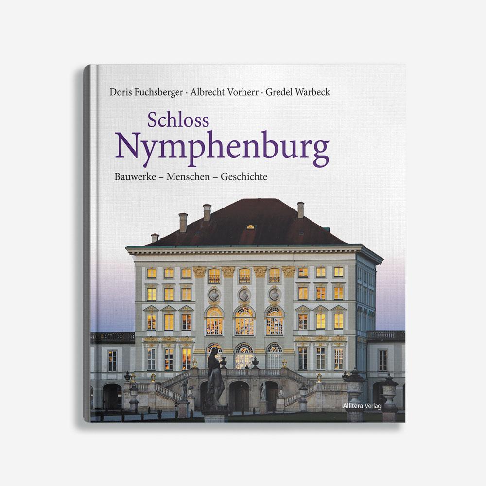 Buchcover Fuchsberger Vorherr Warbeck Schloss Nymphenburg