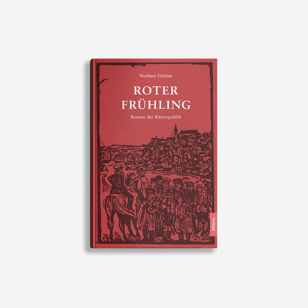 Buchcover Norbert Göttler Roter Frühling