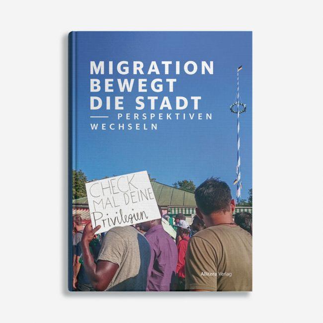 Buchcover Heusler Eymold Migration bewegt die Stadt