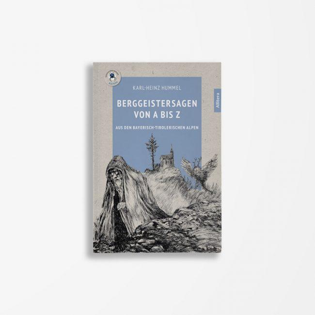Buchcover Karl-Heinz Hummel Berggeistersagen