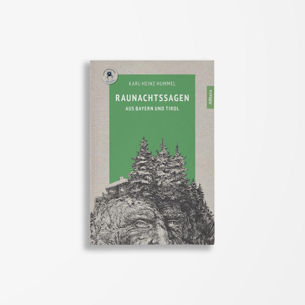 Buchcover Karl-Heinz Hummel Raunachtssagen