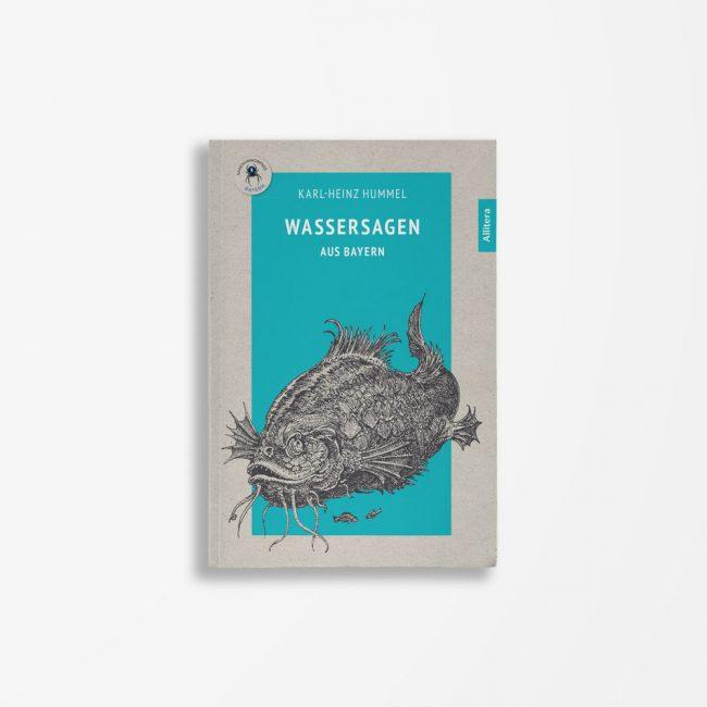 Buchcover Karl-Heinz Hummel Wassersagen