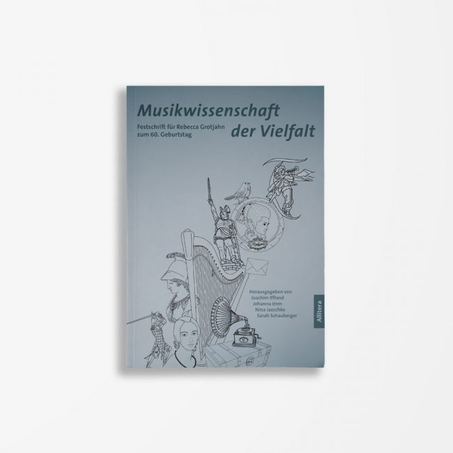 Buchcover Johanna Imm Musikwissenschaft der Vielfalt