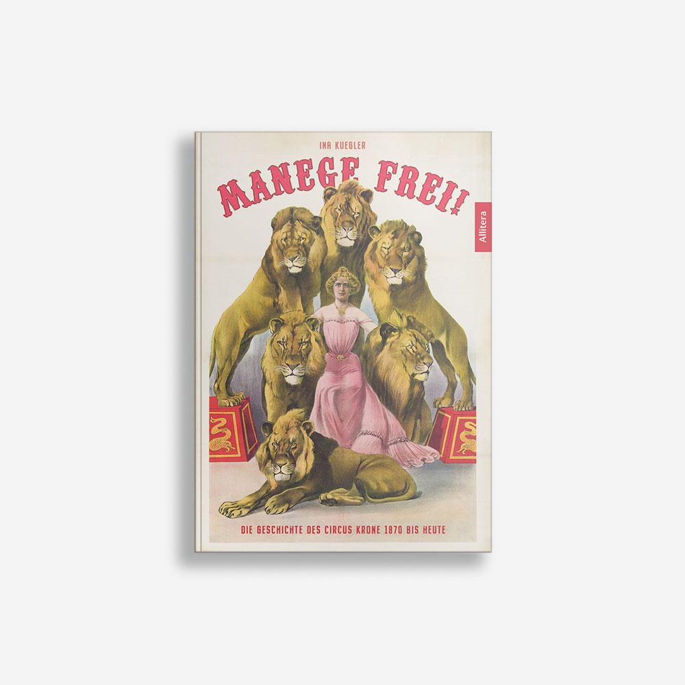 Buchcover Ina Kuegler Manege frei!