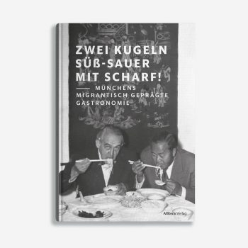 Buchcover Marquart Sterzinger Killermann Zwei Kugeln süß-sauer mit scharf