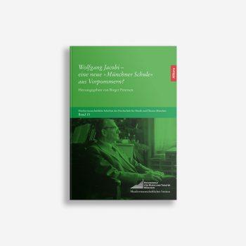 Buchcover Birger Petersen Wolfgang Jacobi