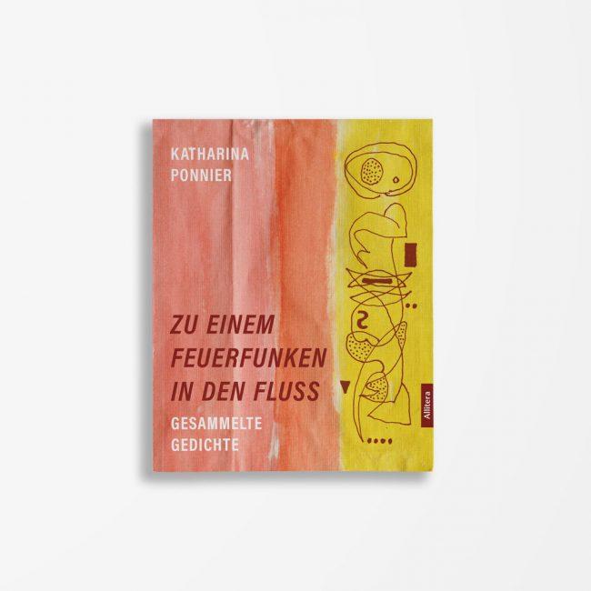 Buchcover Katharina Ponnier Zu einem Feuerfunken in den Fluss