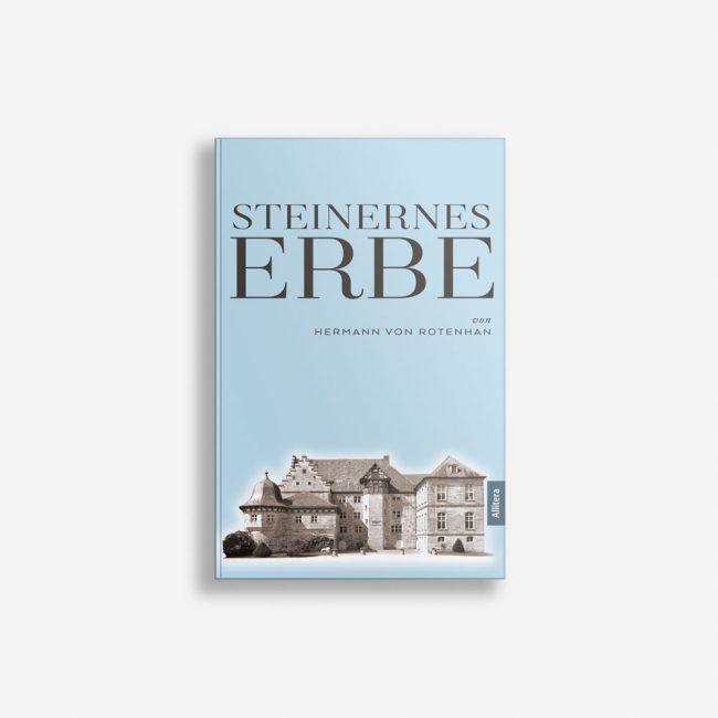 Buchcover Hermann von Rotenhan Steinernes Erbe