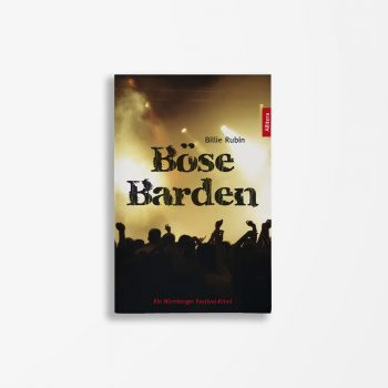 Buchcover Billie Rubin Böse Barden