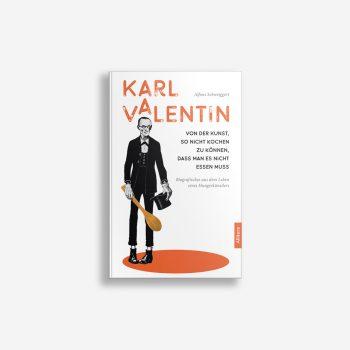 Buchcover Alfons Schweiggert Karl Valentin