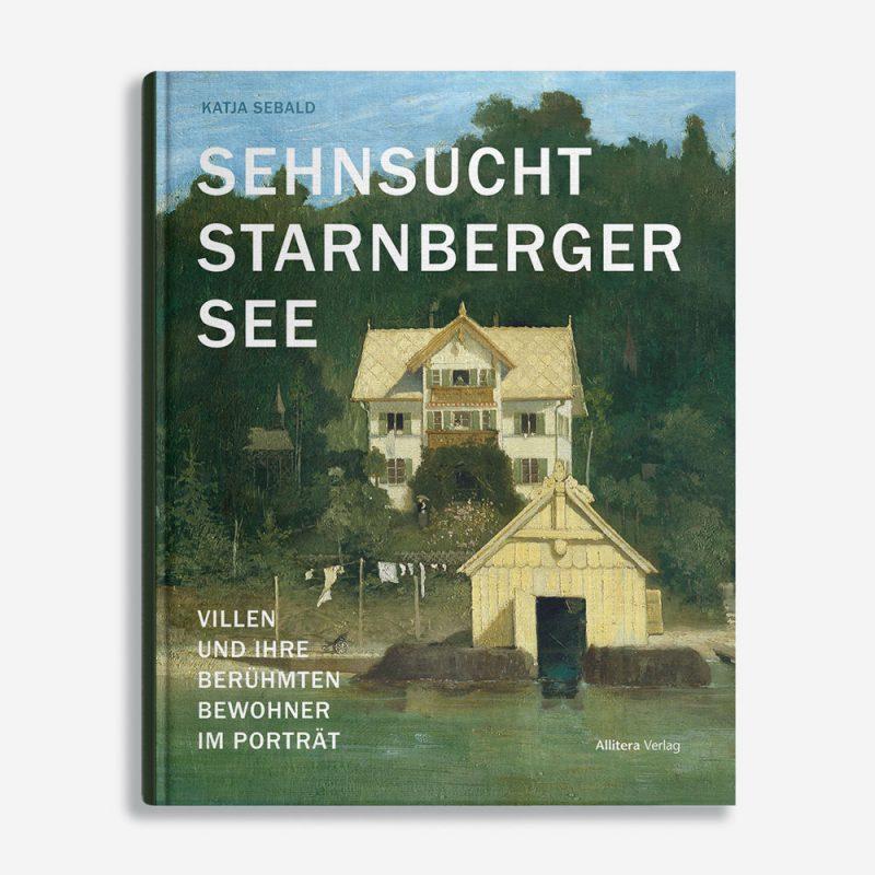 Buchcover Katja Sebald Sehnsucht Starnberger See