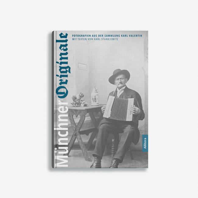 Buchcover Karl Stankiewitz Münchner Originale