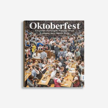 Buchcover Wolfgang Strassl Oktoberfest
