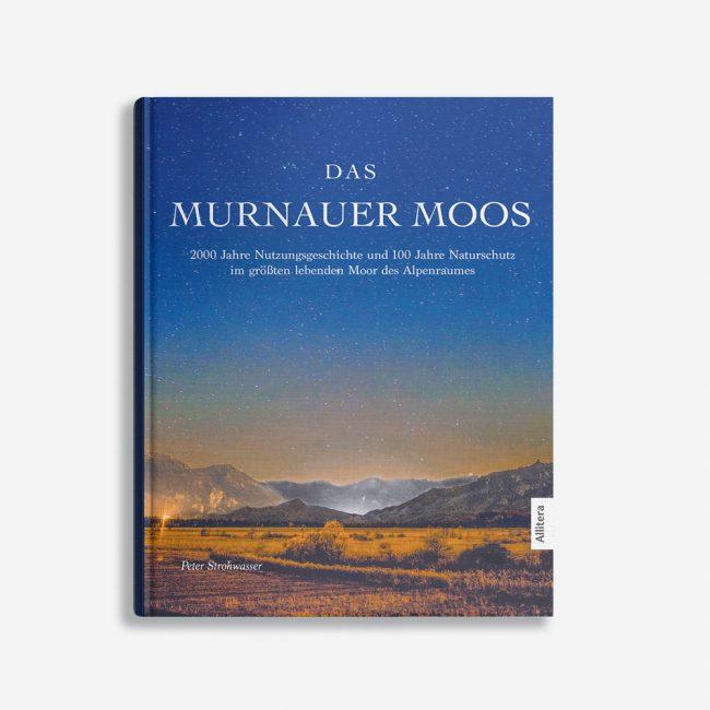 Buchcover Strohwasser Peter Das Murnauer Moos