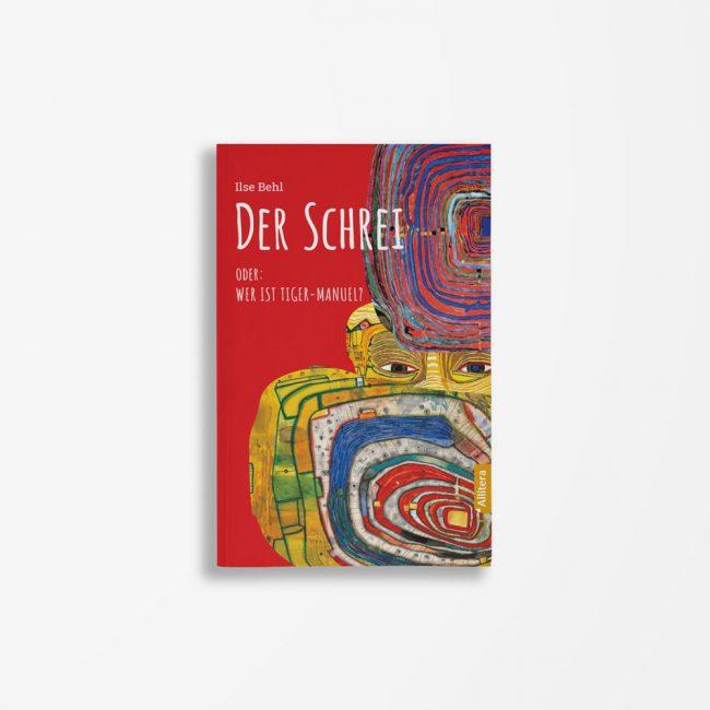 Buchcover Ilse Behl Der Schrei