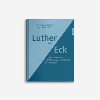 Buchcover Bischof Oelke Luther und Eck