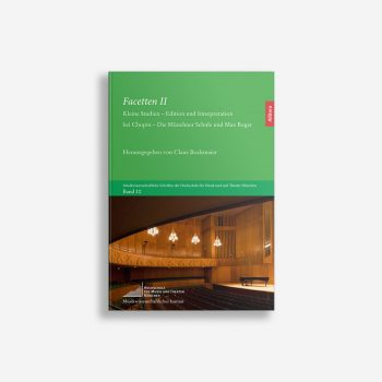 Buchcover Claus Bockmaier Facetten II