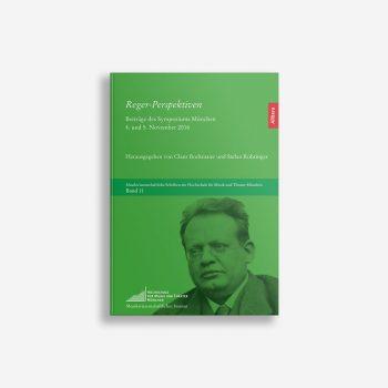 Buchcover Claus Bockmaier Stefan Rohringer Reger-Perspektiven