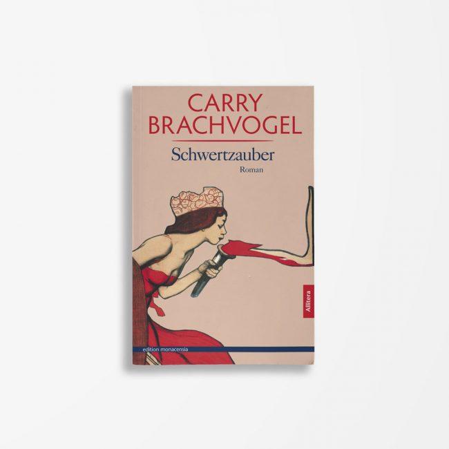 Buchcover Carry Brachvogel Schwertzauber