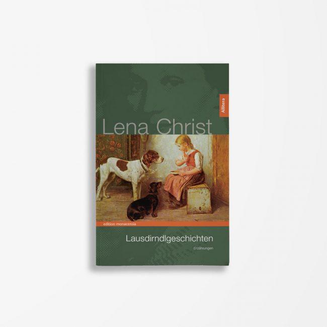 Buchcover Lena Christ Lausdirndlgeschichten