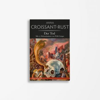 Buchcover Anna Croissant-Rust Der Tod