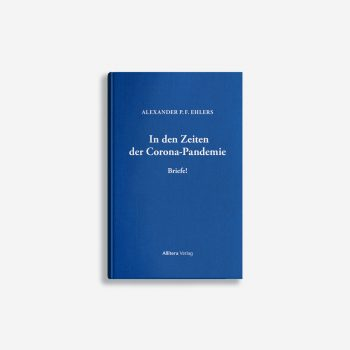 Buchcover Alexander Ehlers In den Zeiten der Corona-Pandemie