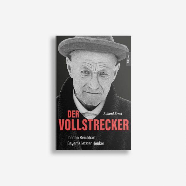 Buchcover Roland Ernst Der Vollstrecker