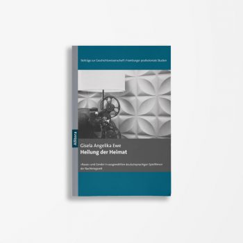 Buchcover Gisela Angelika Ewe Heilung der Heimat
