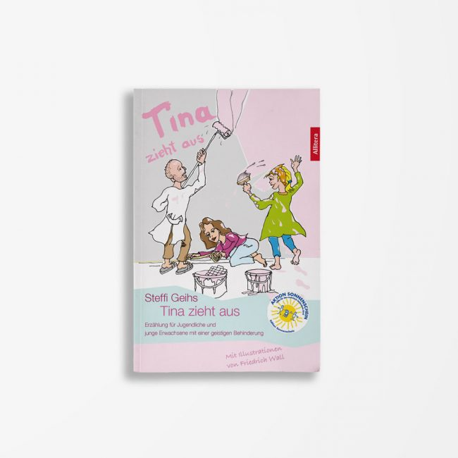 Buchcover Steffi Geihs Tina zieht aus