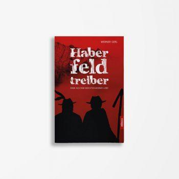 Buchcover Werner Gerl Haberfeldtreiber