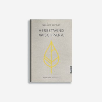 Buchcover Norbert Göttler Herbstwindwischpara