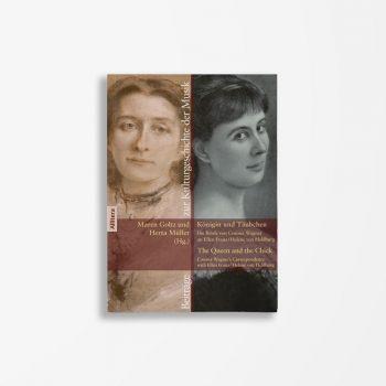 Buchcover Maren Goltz Herta Müller Königin und Täubchen The Queen and the Chick