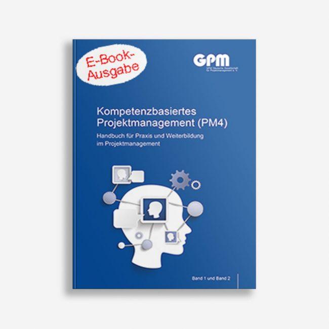 Buchcover GPM Deutsche Gesellschaft für Projektmanagement e. V. Kompetenzbasiertes Projektmanagement